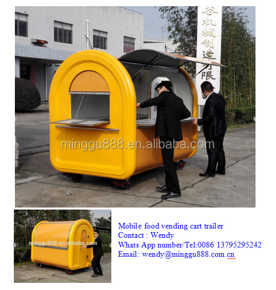 China food van, Tornado potato tower tuk tuk concession equipment/food vending cart for sales
