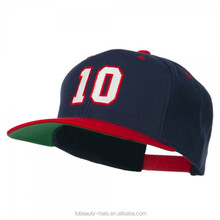Top Quality new fashion Promotional baseball caps sports hat with embroidery