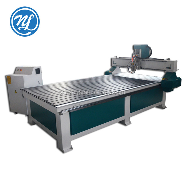CNC router wood working machine NDCNC NDM1325 easy router cnc woodworking machine