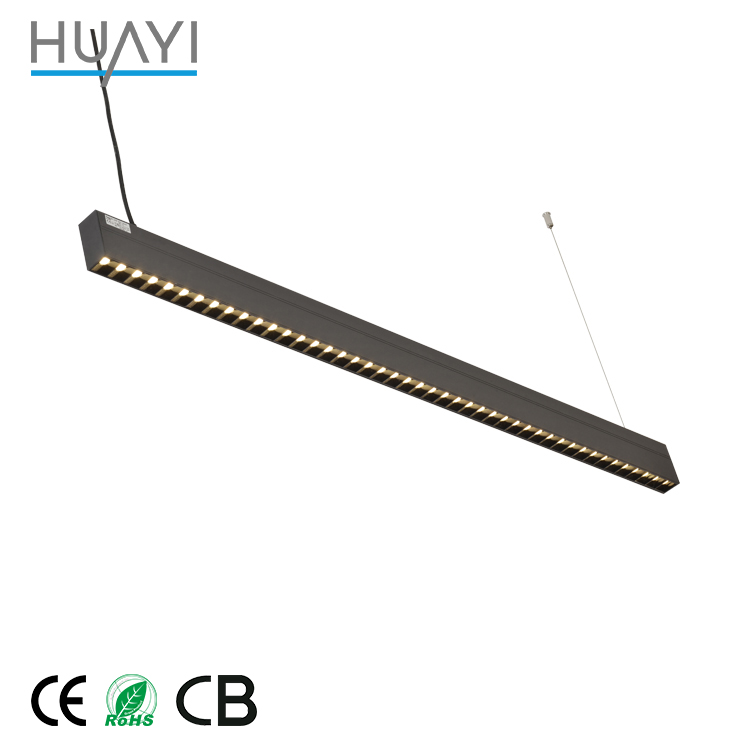 China Modern Office Project 20W LED Aluminum Pendant Lighting Lamp