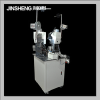 crimping cutting usage full automatic auto cable lug pin type 2 heads terminal crimping machine manufactures suppliers