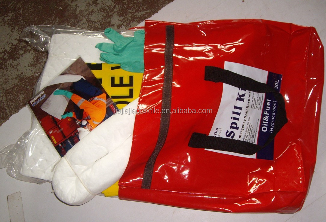 Oil Spill Equipment/ Emergency Spill Kits