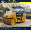 2YJ8x10, 2YJ6x8 double wheel road roller for sale