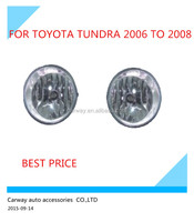 Auto accessories for TOYOTA TUNDRA 2006 to 2008 the best price from gold supplier