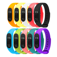 Wholesale cheap mi band bluetooth Smart watch Bracelet Smart Fitness activity Tracker best selling consumer electronics