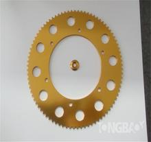 CNC Machined #219 Sprocket for go kart tire sizes