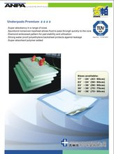 Absorbent underpad