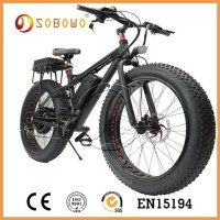 "Fat Tire 7-speed Travel Race Sport Mountain Electric Bike Off Road Snow Beach Men 20"" Mud"