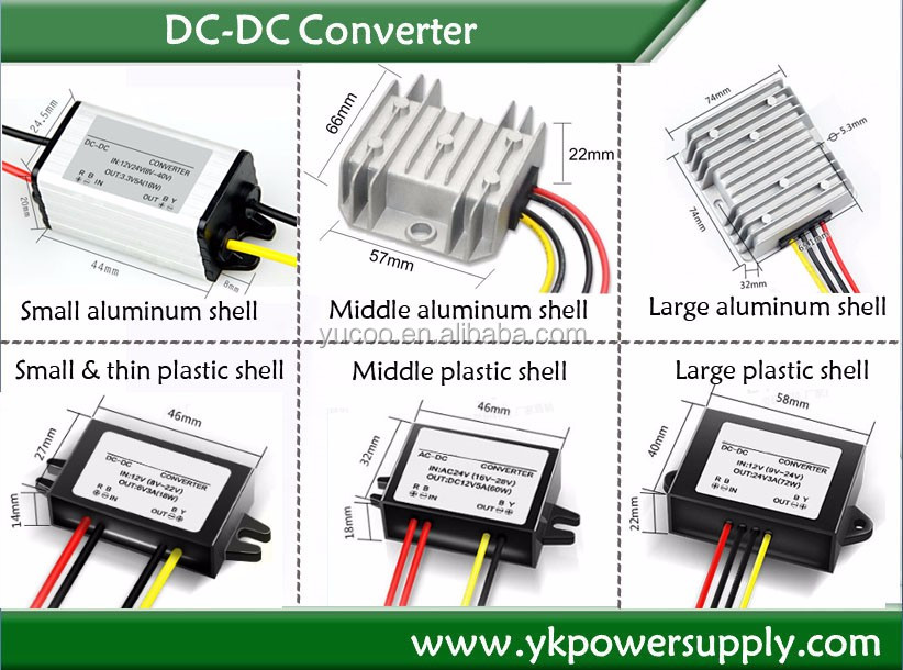 variable dc to dc converter 12vdc to 19vdc