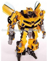 takara tomy transform autorobot Movie revenge of the fallen Bumblebee with Sam Action Figure