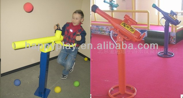Inflatable Cannon Shoot Inflatable Cannonball Air Blaster