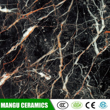 black and gold marble flooring Nature marble tile