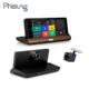 "Phisung 7"" 3G Wifi Car DVR Camera Android 5.0 GPS Navigation Video Recorder Bluetooth Dual Lens Camcorder Dash cam Full HD 1080P"