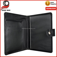 Waterproof PU Leather Passport Wallet Holder Case Travel Holder Cover Organizer