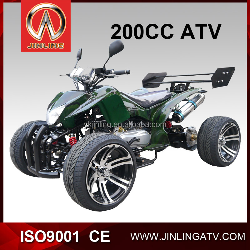 Hot Jinling 200cc atv engine for sale cheap price atv legal on road