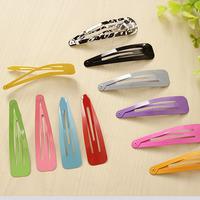 Buy Yiwu market factory wholesale ribbon bow hair clip frozen hair ...