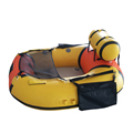Top performance exquisite economy inflatable fishing boat