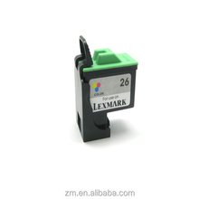 Cheap color ink cartridge for lexmark Z13 Z23 Z24 Z33 Z35