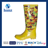 wellies women yellow fashion 2014 cheap camo rain boots