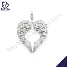 fashion jewelry pendent 2015 wholesale silver shape necklace paper jewellry box