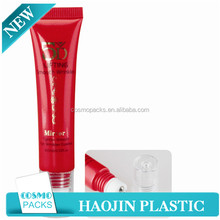 PE PLASTIC SOFT COSMETIC TUBE FOR HAND CREAM, EMPTY CREAM TUBE 30ml 60ml 80ml