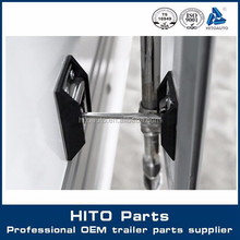 wing opening car stainless steel door holder.car manual holder