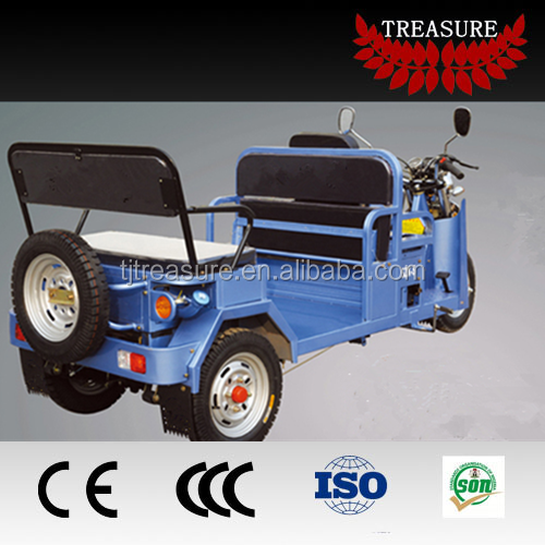 4 wheel tricycles for passenger use electric tricycle tuk tuk
