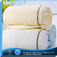 yarn dyed wholesale 100% cotton oem cleaning towel chamois fabric