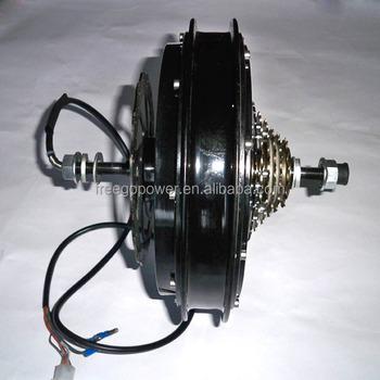 High capability 500 1000w hub motor 48v brushless hub for 1000w brushless dc motor