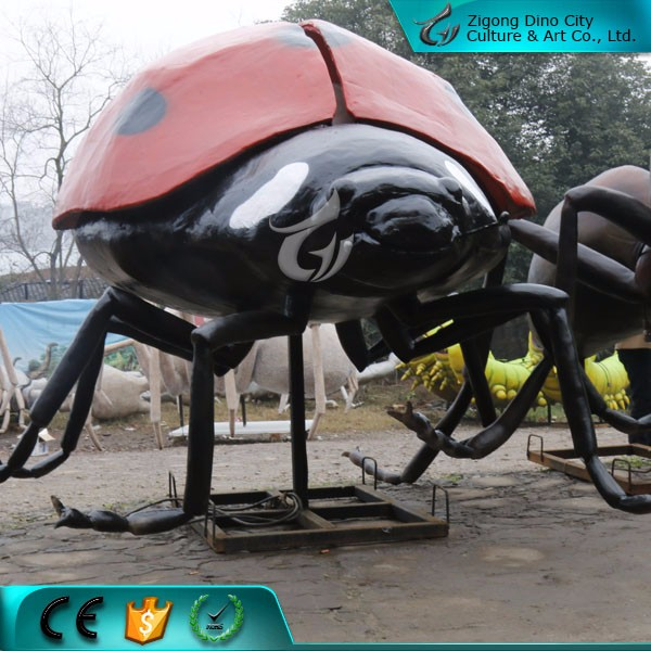 Animated Mechanical Lifelike Beetle Model for Sale