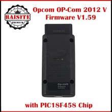 Latest version v1.59 Opcom OP Com Can OBD2 for Opel Firmware 2012V Op-com CAN BUS Interface on hot sales