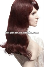 fashion hot elite design deep wave human remy hair wig