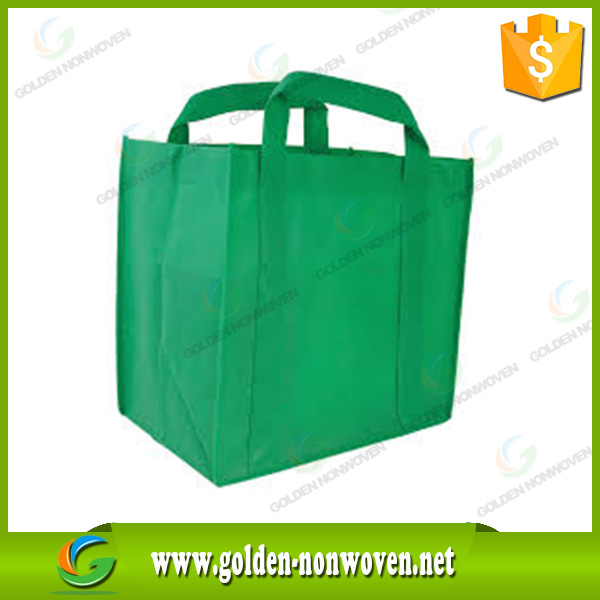 easy carry non woven bag/fashion bags eco-friendly handled non woven bag/Customized non-woven shopping bag