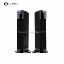 2017 New 4.1CH Twin Tower subwoofer bluetooth speaker