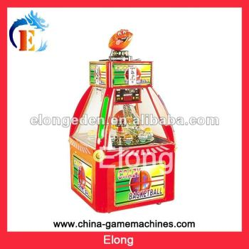 Amusement Redemption Game Machine Crazy Basketball