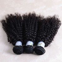 Popular wholesale Positive Feedback Hair review on aliexpress, 3 packs 30inch malaysian Kinky curly wave hair