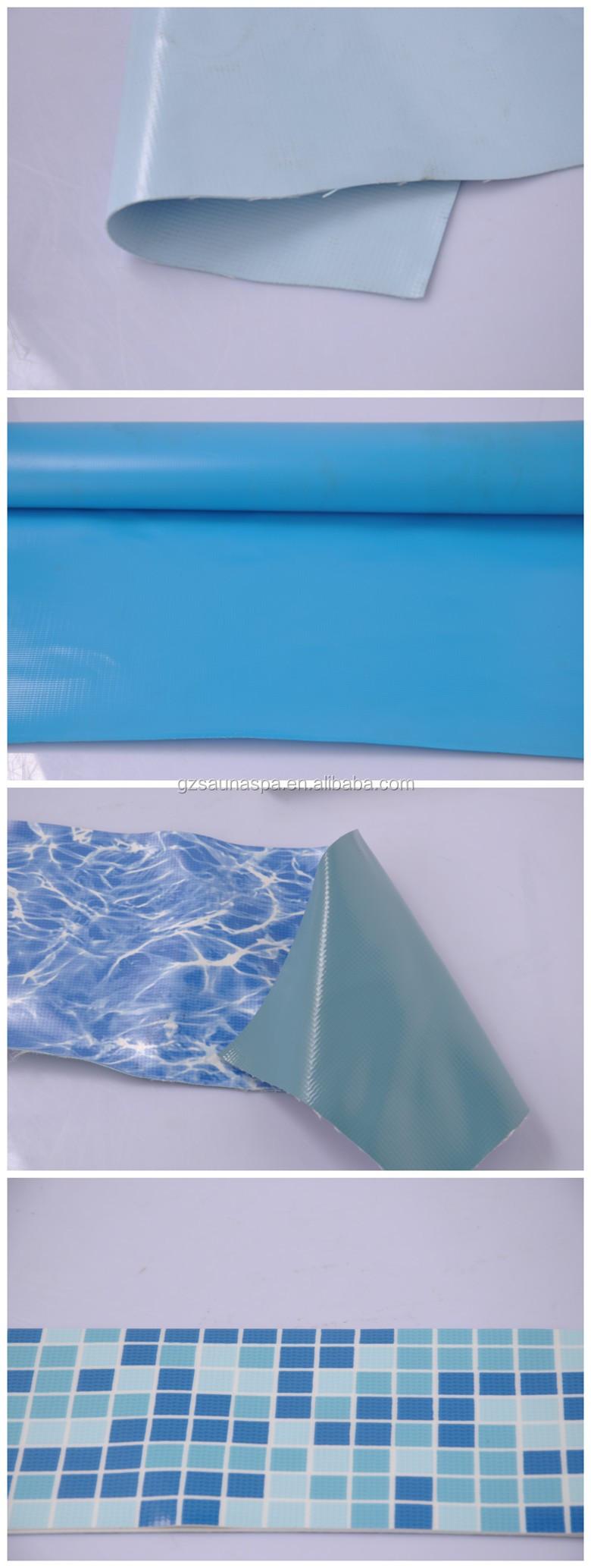 2016 New Wholesale Factory Made Pvc Plastic Swimming Pool Liner Material Buy Swimming Pool