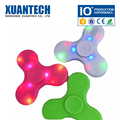 Good Quality wireless and rechargeable spinner hand, autism fidget, led hand spinner