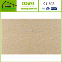 PVC Bathroom Wall Covering Panels pvc marble sheet Vinyl Marble Decorative Plastic Sheet uv panels