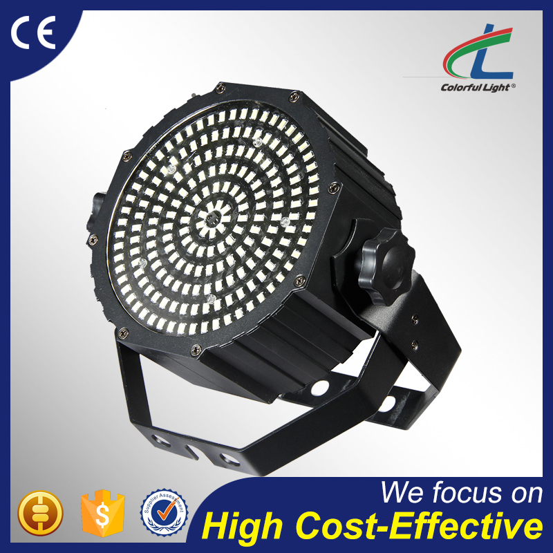 christmas led strobe light 189pcs 0.5W white led par light