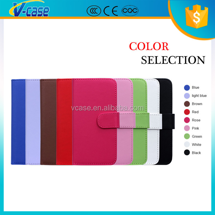 Factory price customized OEM PU leather Phone Covers For Gionee e6