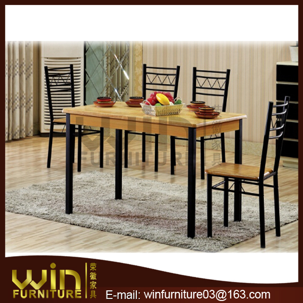Malaysia Wooden Dining Table Set Ds 0329