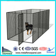 cute decorative cheap chain link dog kennels
