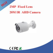 "1/2.7"" OV 2.1MP CMOS Sensor and High definition Special Features AHD CCTV Camera"