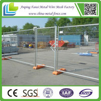 new product 2014 Australia galvanized temporary fence for dogs
