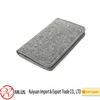 Trending new fashion products --felt mobile phone case made in China