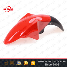 Plastic motorcycle body parts Motorcycle Front Fender for sale
