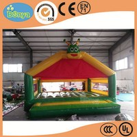 2016 new style hotsale huge inflatable bouncers castle