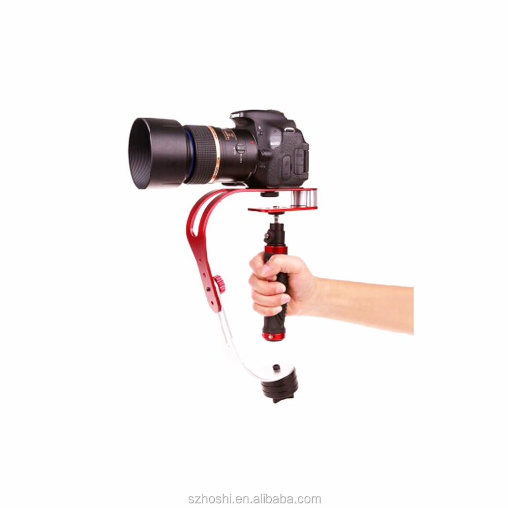 Newest Handheld Steady Stabilizer for gopro Video Steadicam for GoPro /Canon /Nikon /Sony/ VCR Digital Camera