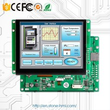 "3.5"" all weather-outdoor LCD digital for auto electronics"